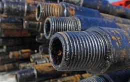 Kroussou zinc lead project drilling