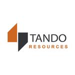 Tando resources company logo