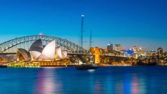 Opera House goes carbon neutral amid the rising tide of wave energy