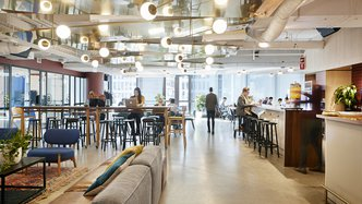 How WeWork is at the forefront of changing workplace trends