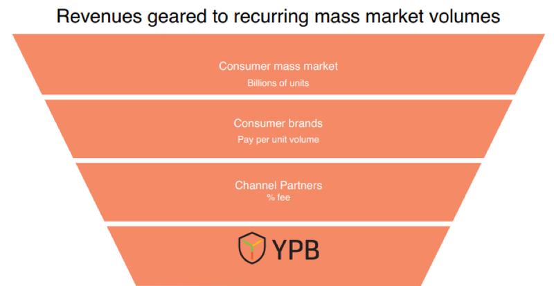 YPB's revenue model.
