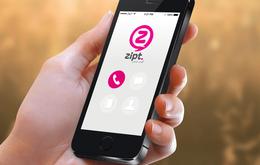 Ziptel ZipT app