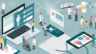 Alcidion wins major UK contract as it looks to help transform healthcare