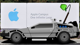 Apple Goes Back to the Future in Pursuit of Tesla