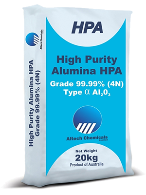 High Purity Alumina HPA