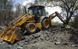 blackearth minerals trenching