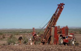 CAV - RC Drilling at the Little Butte Project