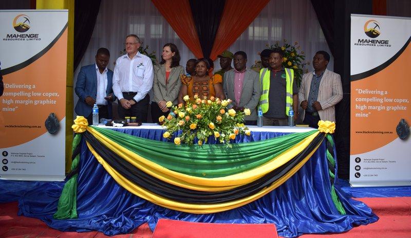 Ceremony mahenge BKT