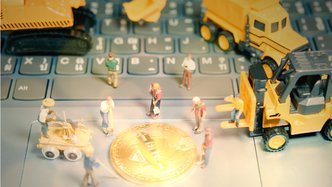Bitcoin mining difficulty will fall but mining is not for everyone