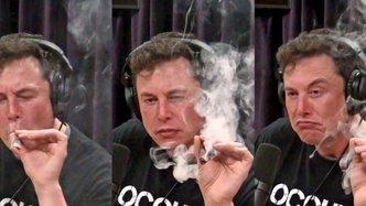 Elon Musk potcast spurs reefer madness