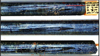 GAL intersects nickel-copper sulphide in diamond drilling