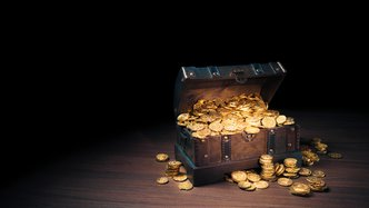 20 gold nuggets, the ingots of tomorrow