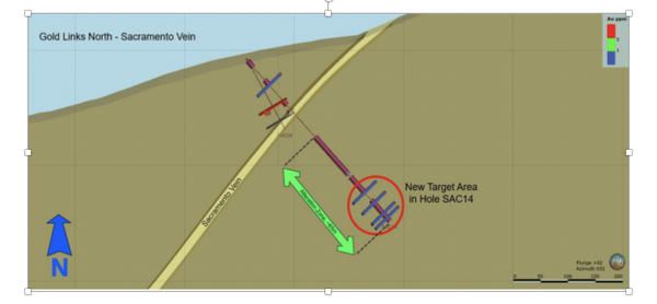 DTR is now plannning for follow up drilling at its Gold Links Project.