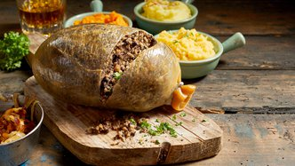 What do markets have to do with haggis?