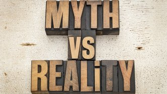 The top five myths about being an entrepreneur