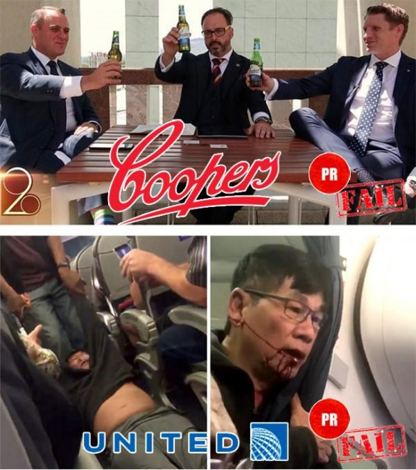 United Airlines'overbooked policy