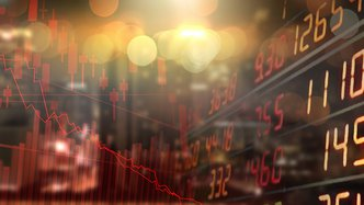 Futures down 57 points as global markets and commodity prices tumble