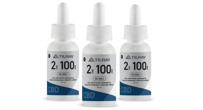 Tilray's proprietary TC 2:100 oral solution, an investigational drug product that's proving effective to treat paediatric epilepsy