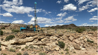 GTI completes much anticipated maiden drilling at Jeffrey project