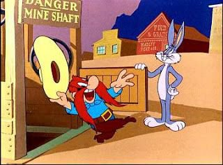 How did Bugs Bunny always get the better of Yosemite Sam?