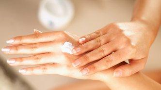 Skin care hands cream