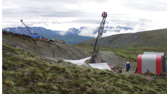 Drilling underway at PolarX's Alaskan gold-copper prospect