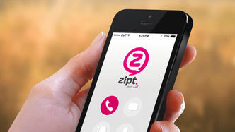 ZipTel's pilot phase of ZipT phone app nets positive results
